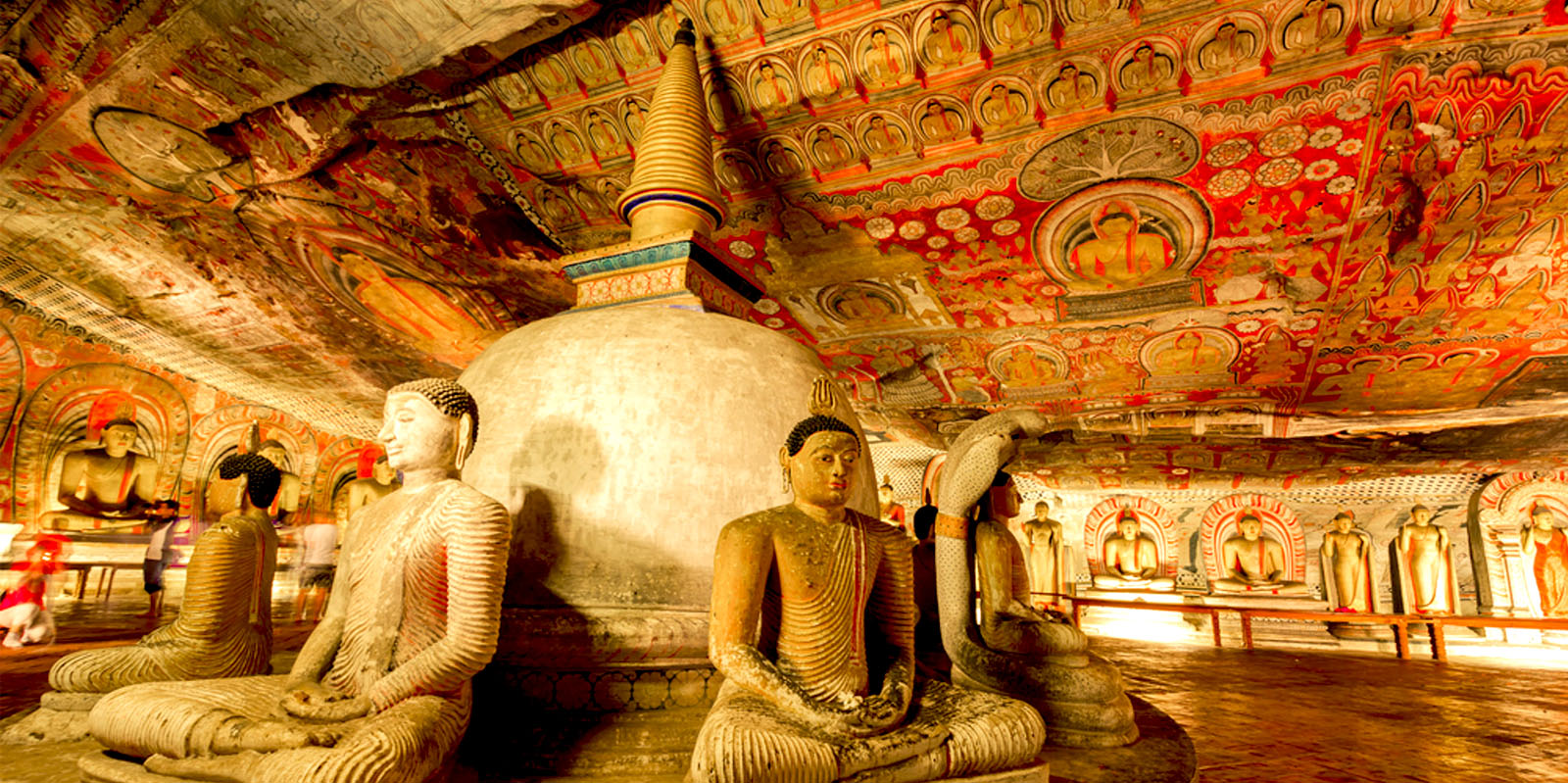 Sri Lanka Temple Tour Packages